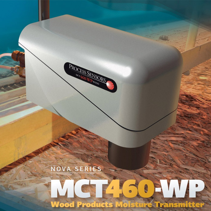 Moisture Analyzer for Wood Products - MCT 460-WP