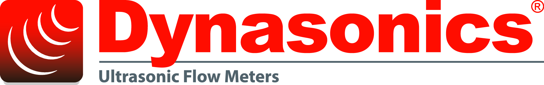 Dynasonics ultrasonic flow meters logo