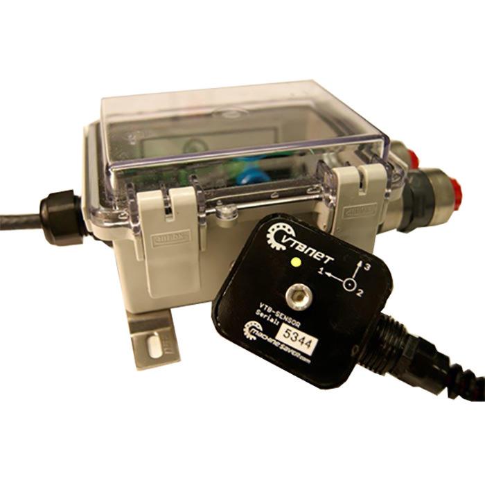 TriVibe Vibration Switch Intelligent / Digital 3 Axis