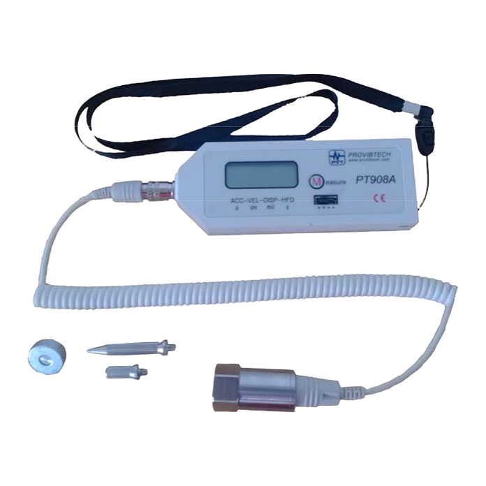 PT908A Vibration Meter