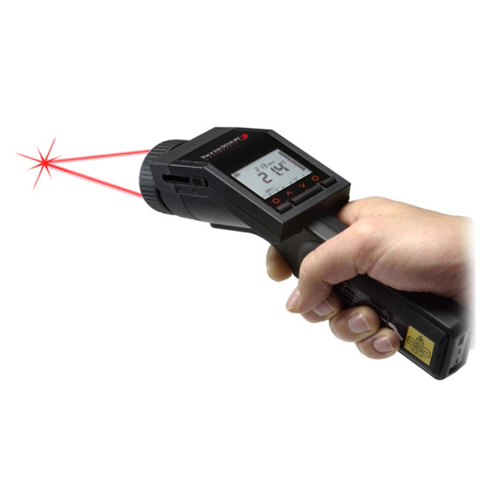 Portable Laser Sight Thermometer - PSC-PLST