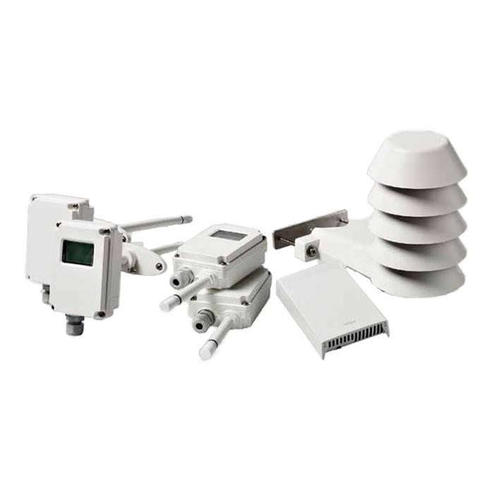 Vaisala INTERCAP® Humidity and Temperature Transmitter Series HMD/W80