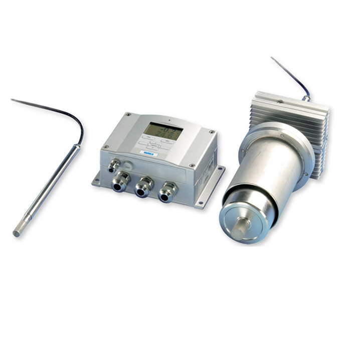 DMT345 and DMT346 Dewpoint Transmitters for High Temperature Applications