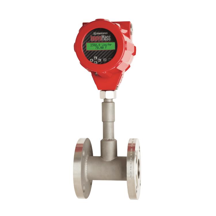 InnovaMass®240i Inline Vortex Flow Meter
