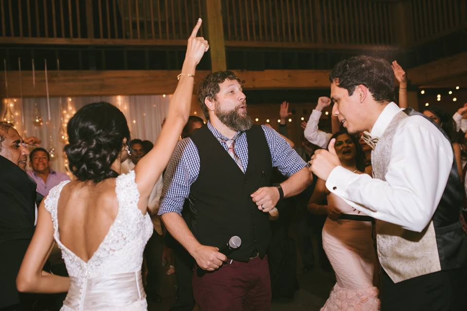 That moment on the 4th of July you think you can River Dance with the bride and groom! Seriously one of the best times I've had at a wedding! Thanks for the picture Rae Marshall!