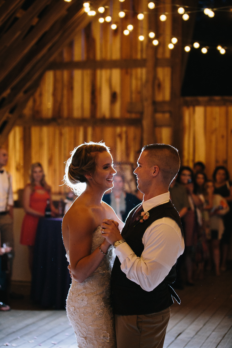 """Jonathan and Shannon Harrison danced to Lady Antebellum's """"Golden"""""""