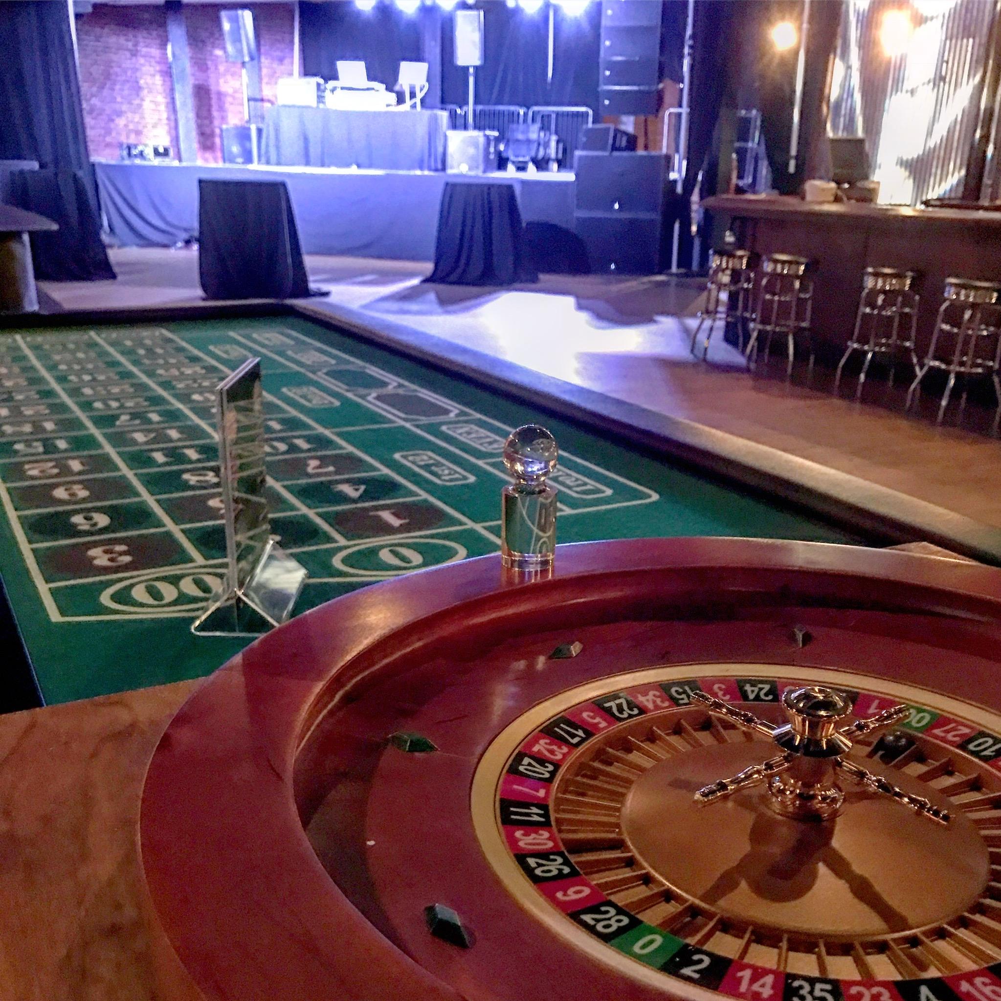 casino events -
