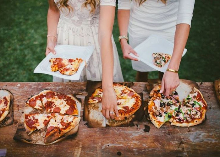 more pizza parties - because y not???