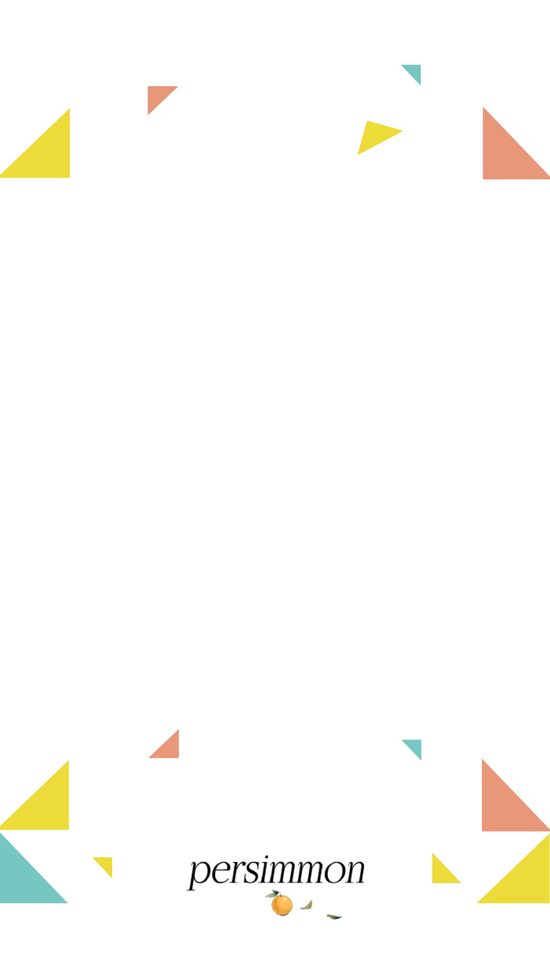 Colorful Right Triangles Convention Snapchat Filter.png
