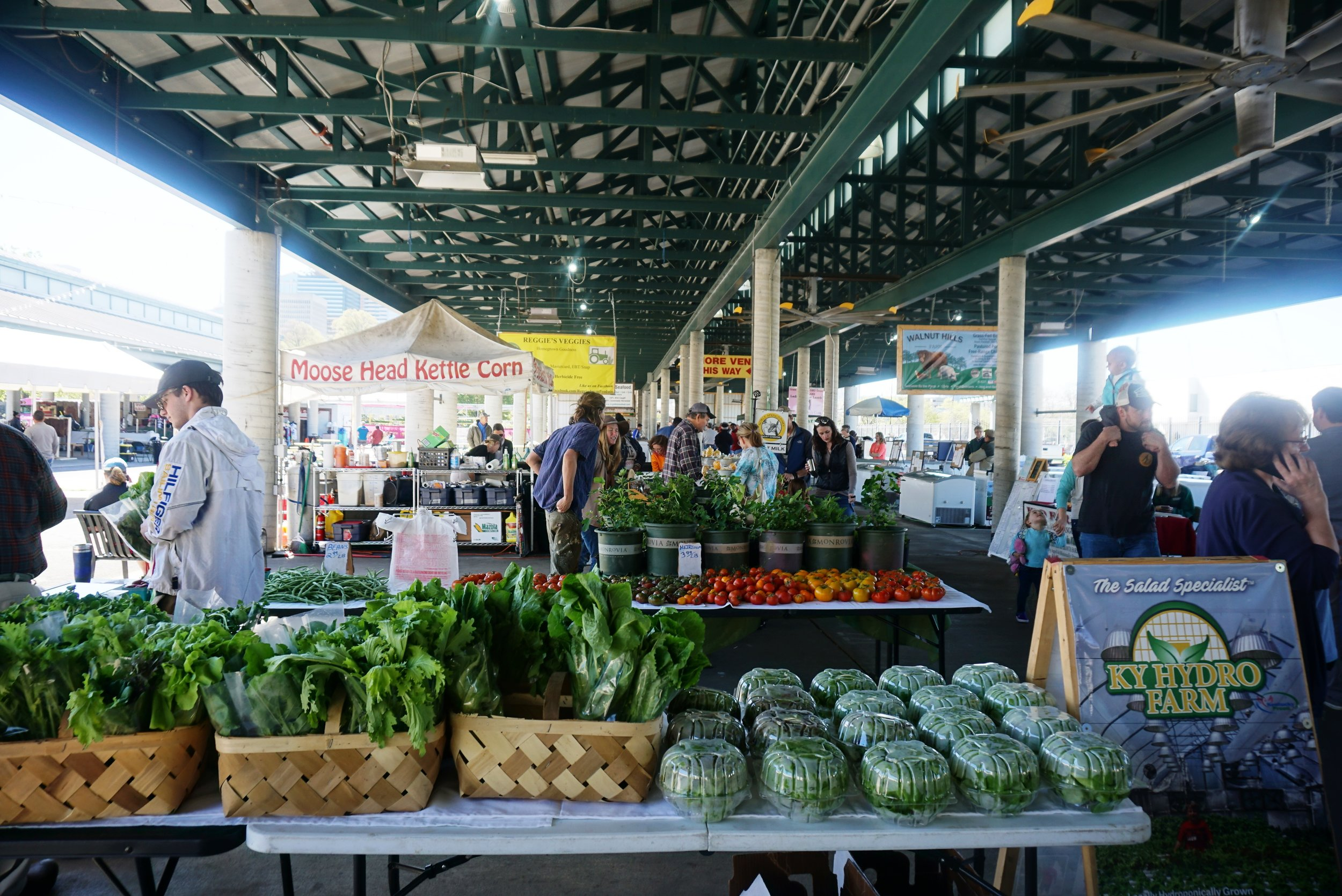the farmers market - from nashville to nolensville