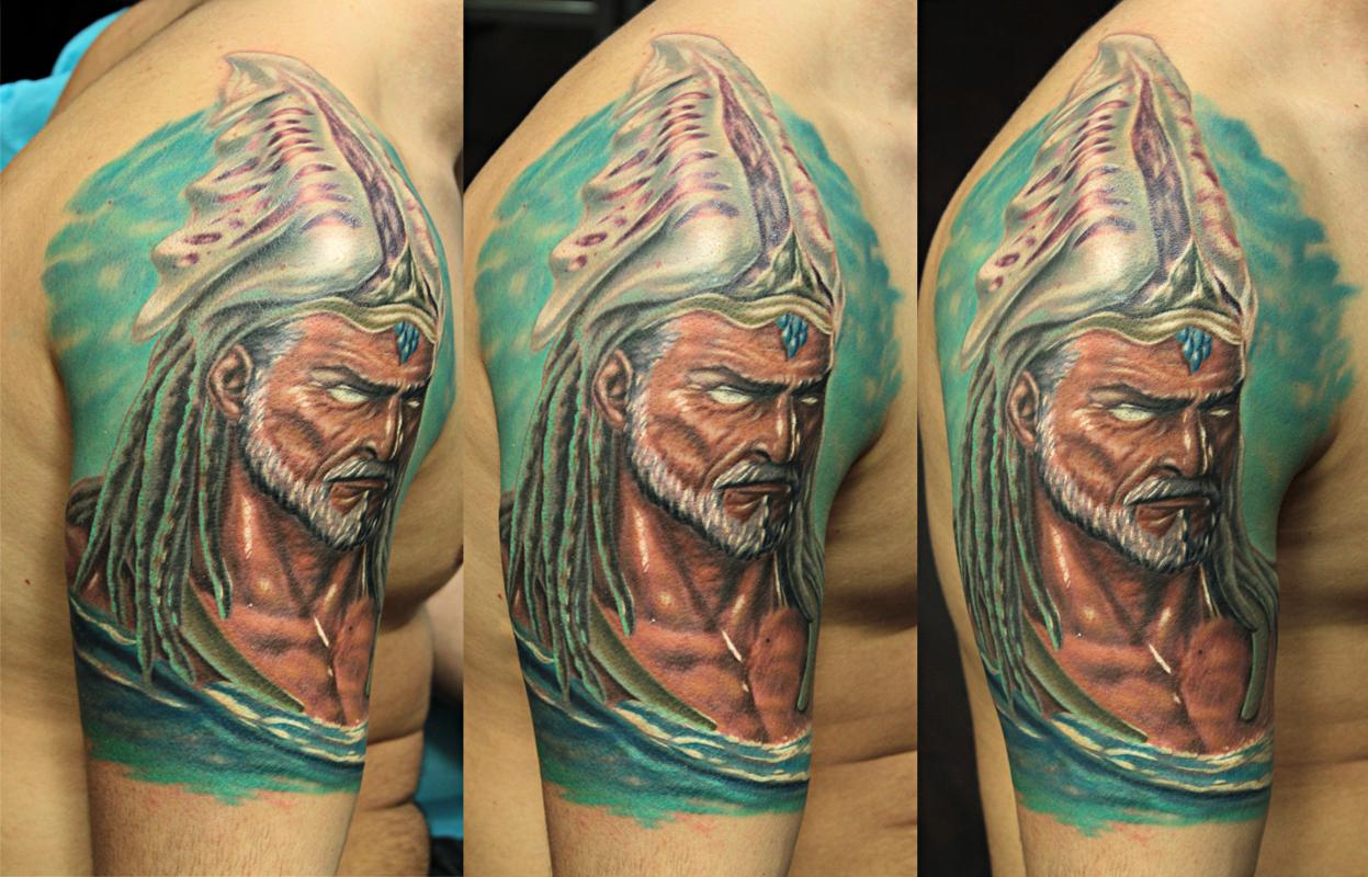 Poseidon Kobay Kronik