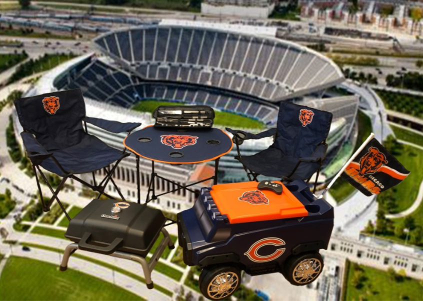 Beer and BBQ Challenge Tail Gate Package