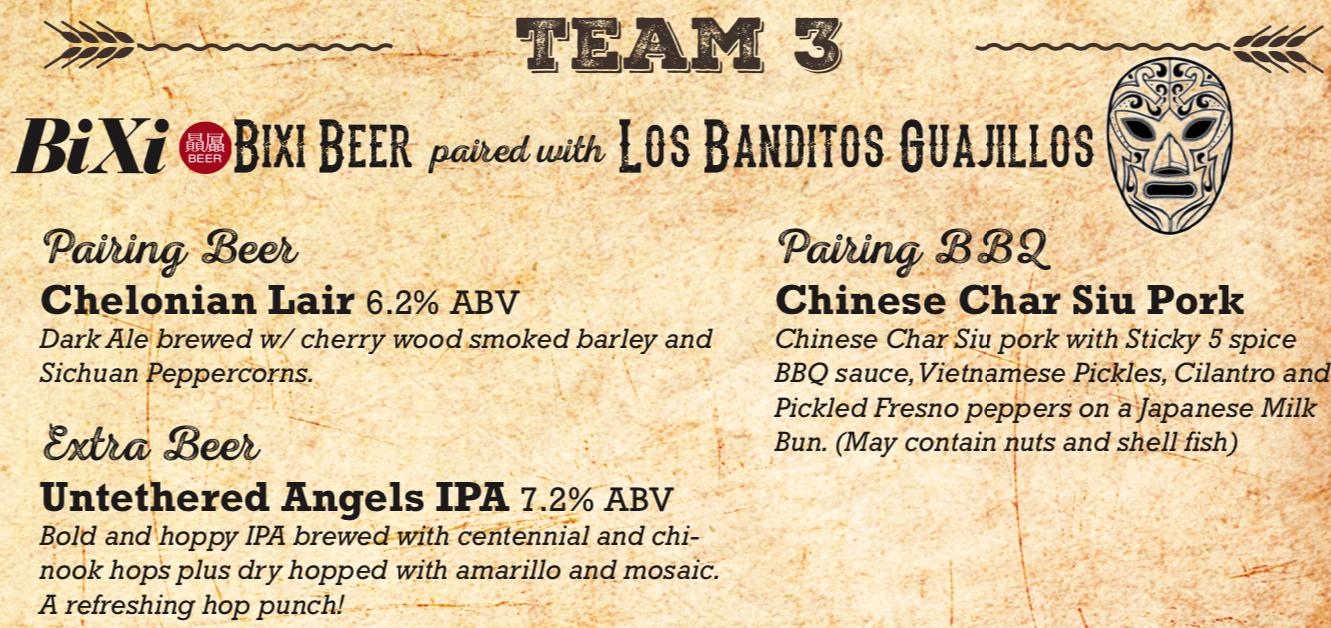 bixi beer los banditos beer and bbq challenge.png
