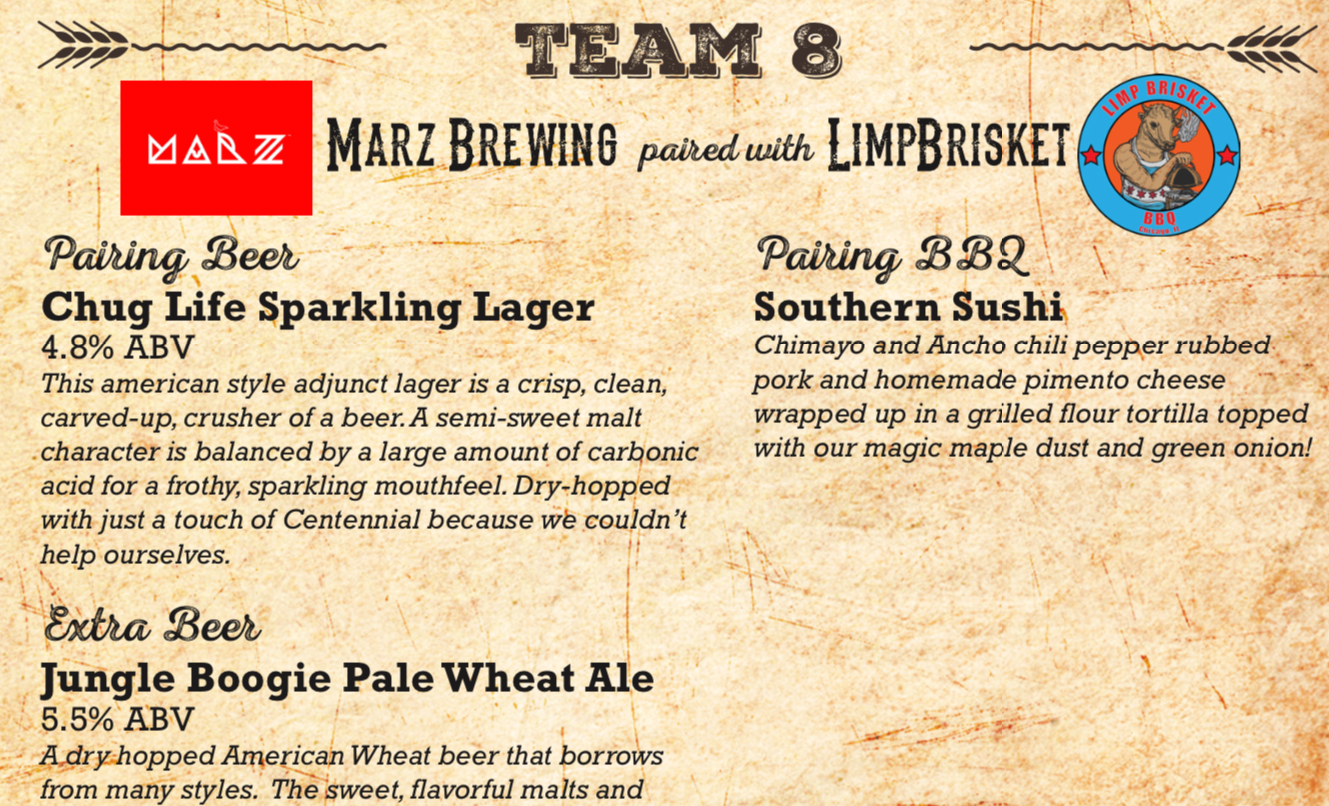 Marz brewing limp brisket beer and bbq challenge.png