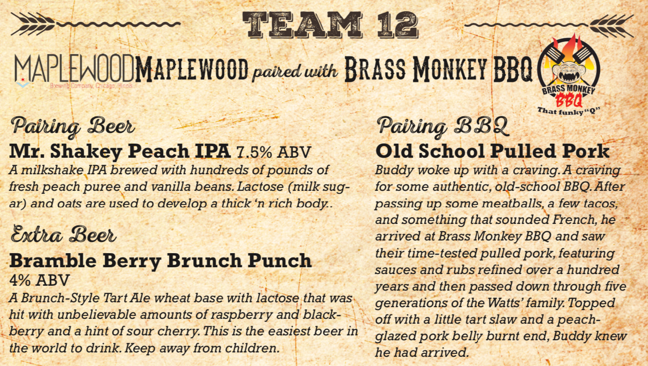 Maplewood brewing brass monkey bbq beer challenge.png