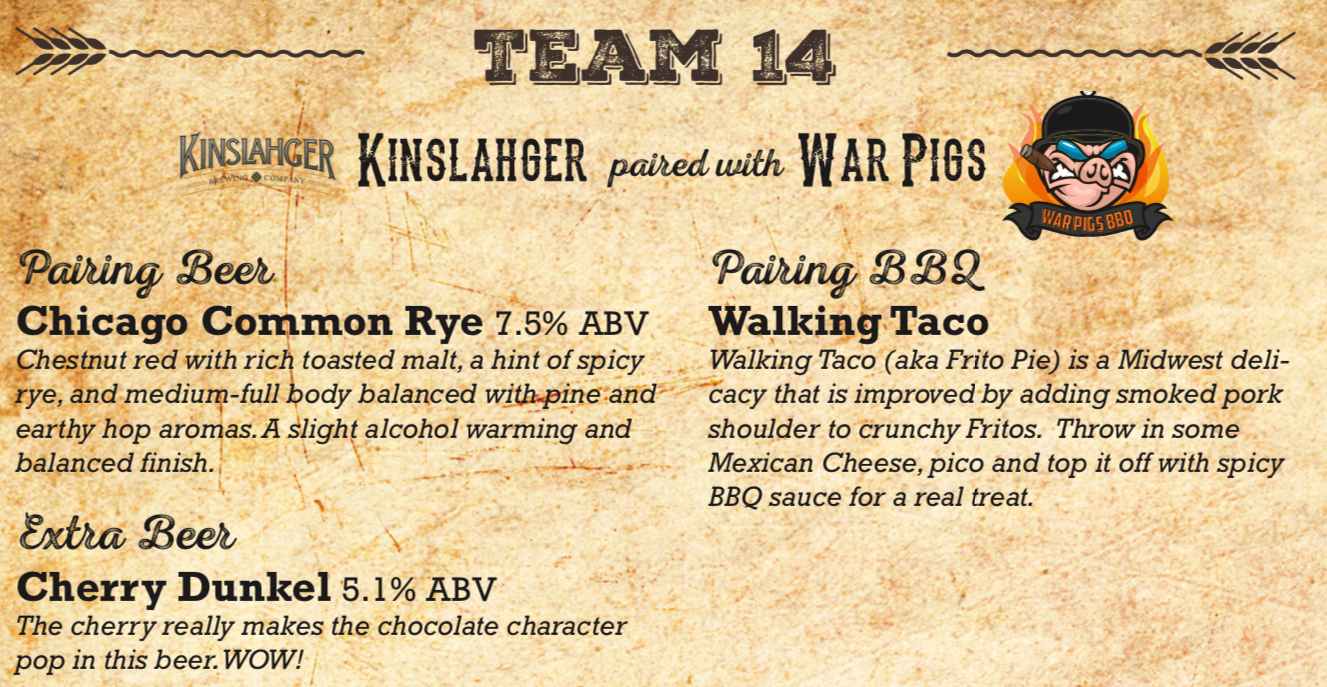 Kinsslahger brewing war pigs beer and bbq challenge.png