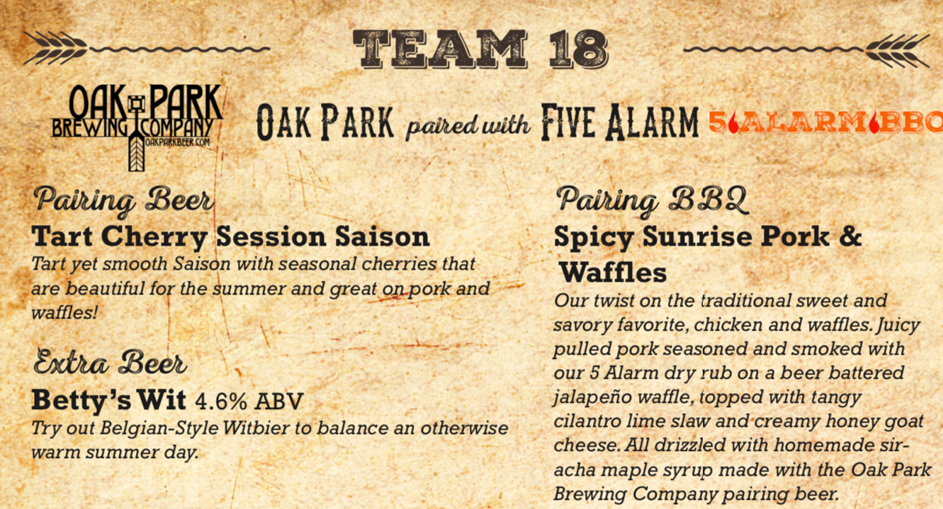 Oak park brewing five alarm beer and bbq challenge.png