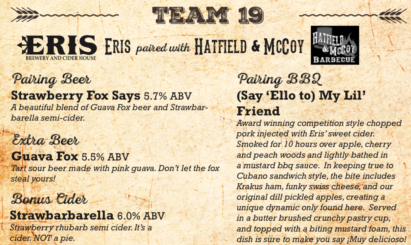 Eris brewery and cider house and hatfield and mccoy beer and bbq challenge.png