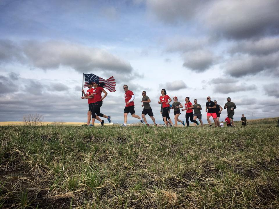 "Run as One, Omaha, 2016   ""Run as One"" annually joins Team Rubicon, Team RWB, and Mission Continues together in where thousands of members run 5k's simultaneously."