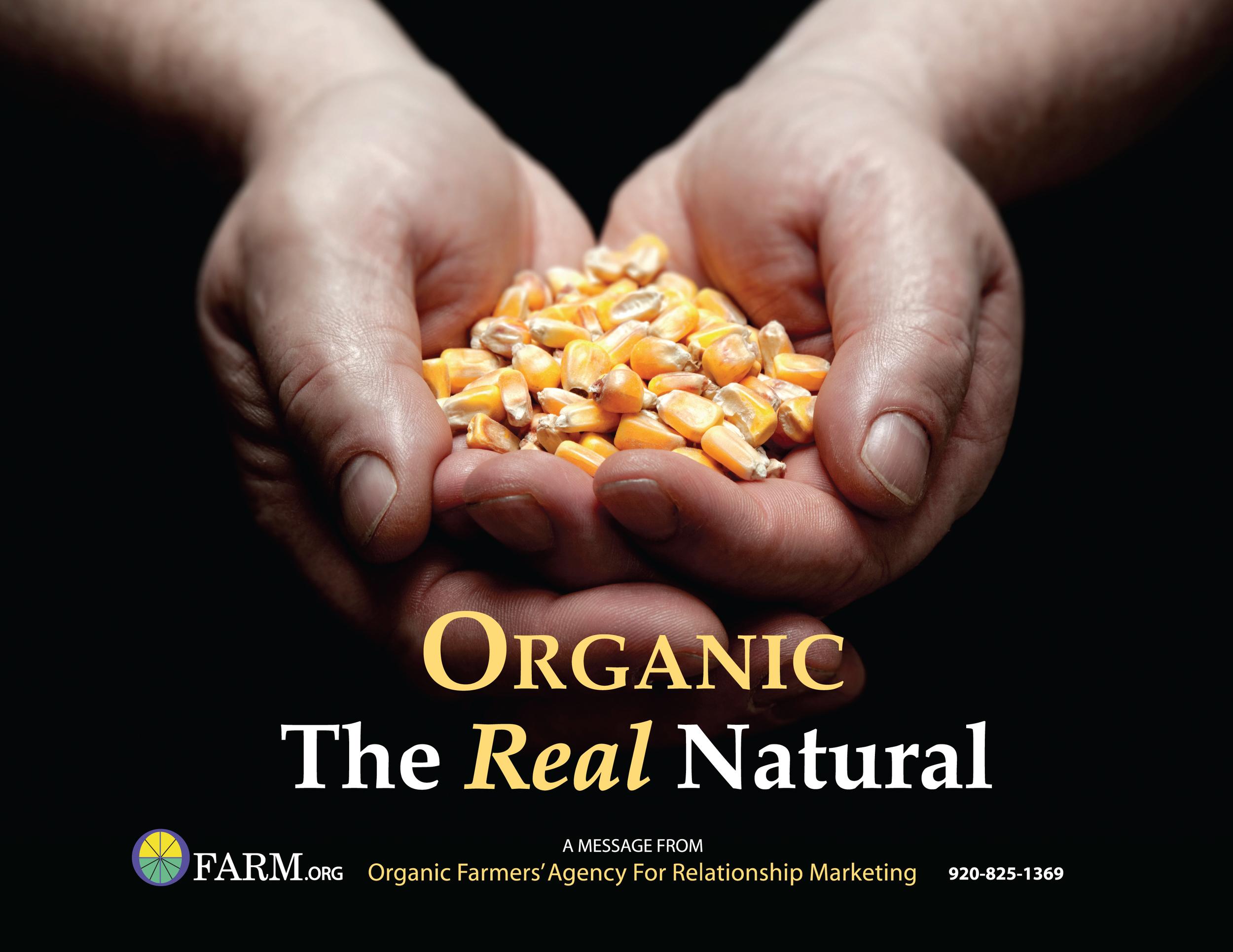 Organic the REAL Natural poster.jpg