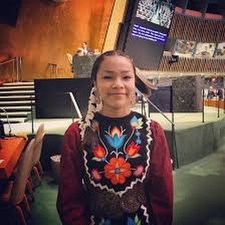 We are honored to be listening to Autumn Peltier, a 13-year old Anishinaabe girl, address the world leaders at the United Nations about protecting water. Thank you for your voice and for leading the way. We are listening and following. #waterislife #autumnpeltier #listentoouryouth #flintwatercrisis