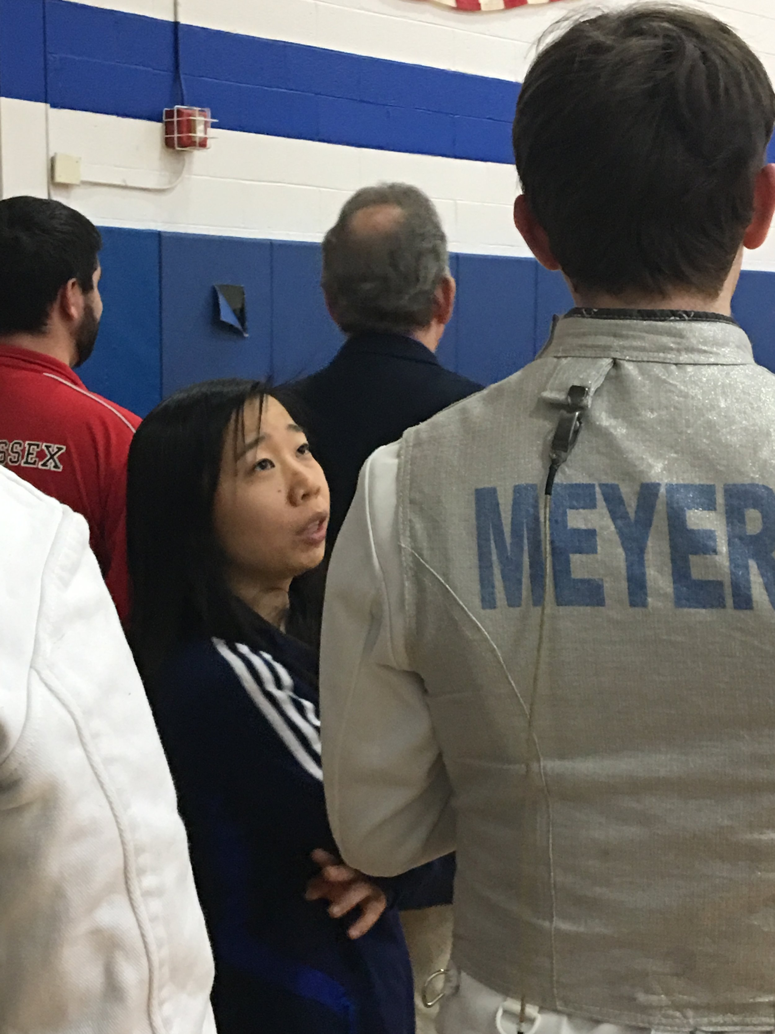 Coach Ya — District 5 @ MHS 27 Jan 2019