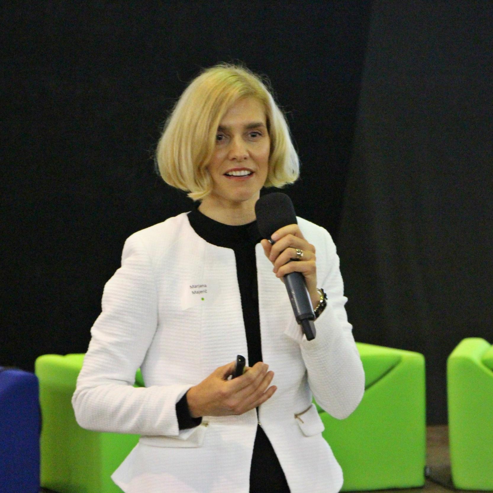 Marjana Majerič