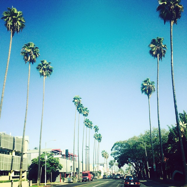 Los Angeles, CA // Oct 2014