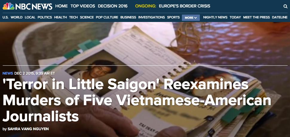 vietnamese american journalist refugees