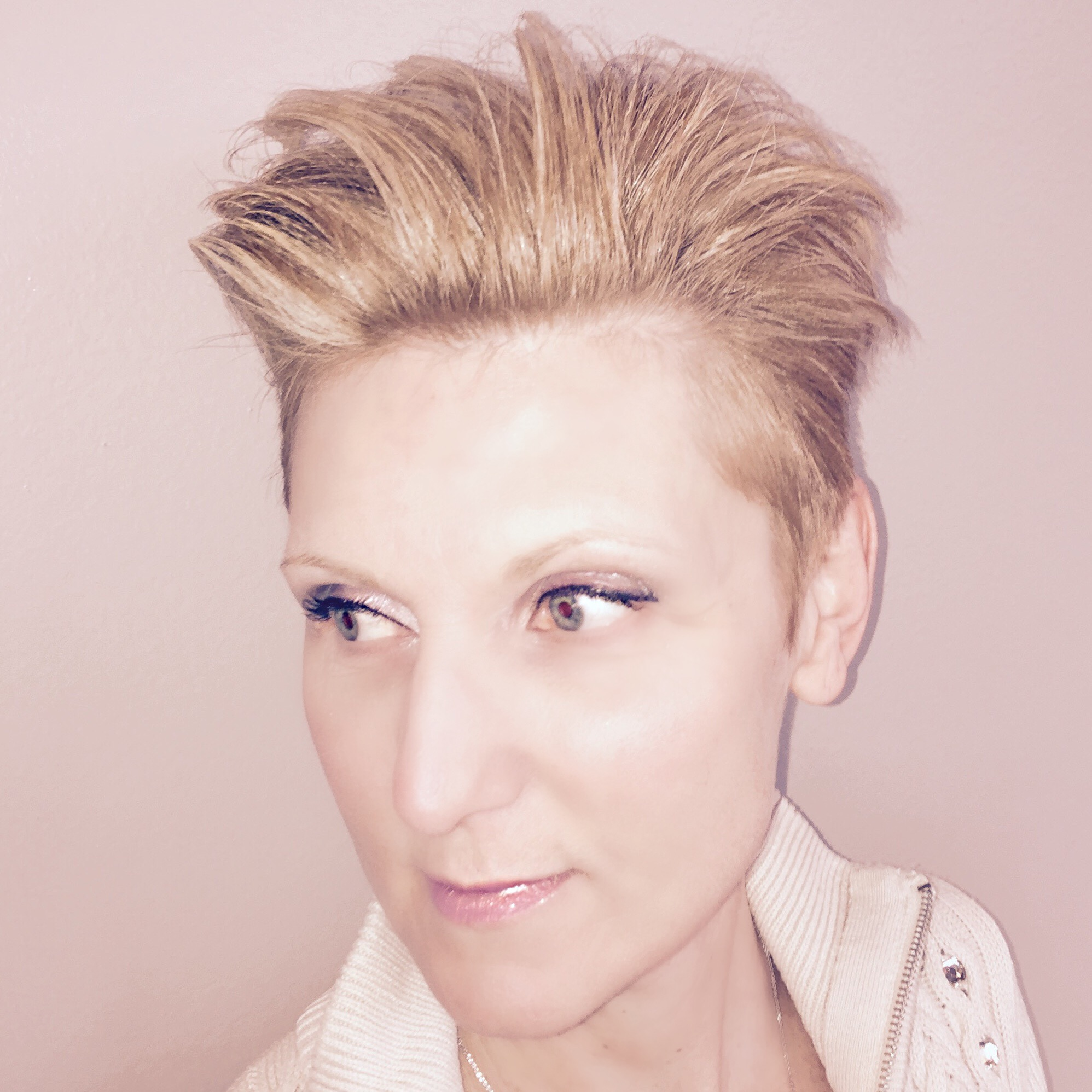 Haircut by Lynn Blanchard
