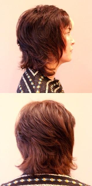 Haircut by Lance Vincent
