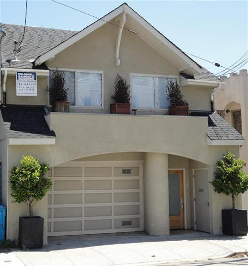 425 Bosworth St. San Francisco, CA