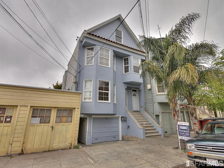 882-884 York St. San Francisco, CA
