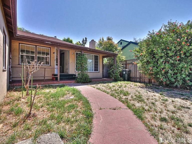 1226 Dore Ave. San Mateo, CA