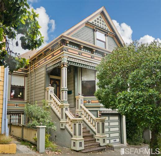 3022 Pine St. San Francisco, CA
