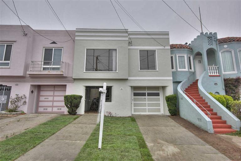 2358 29th Ave. San Francisco, CA