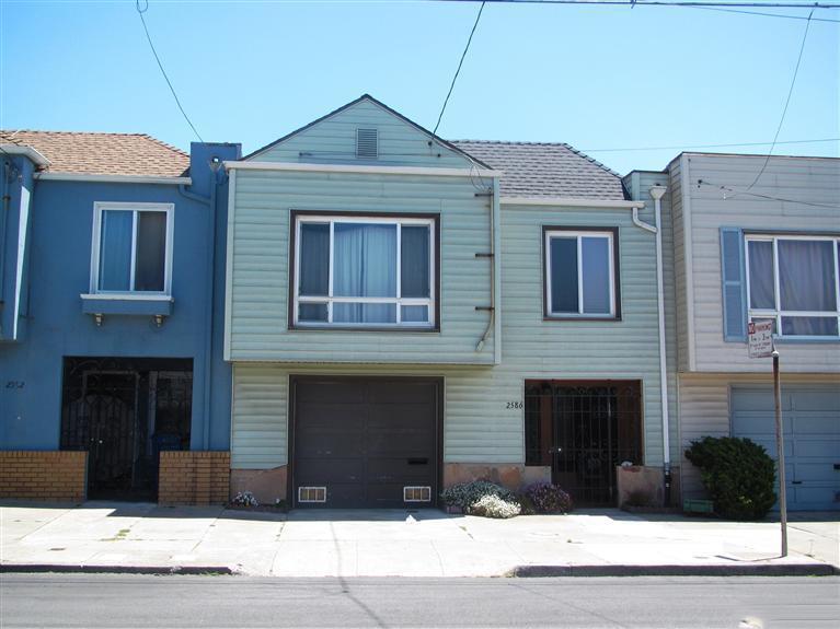 2586 47th Ave. San Francisco, CA