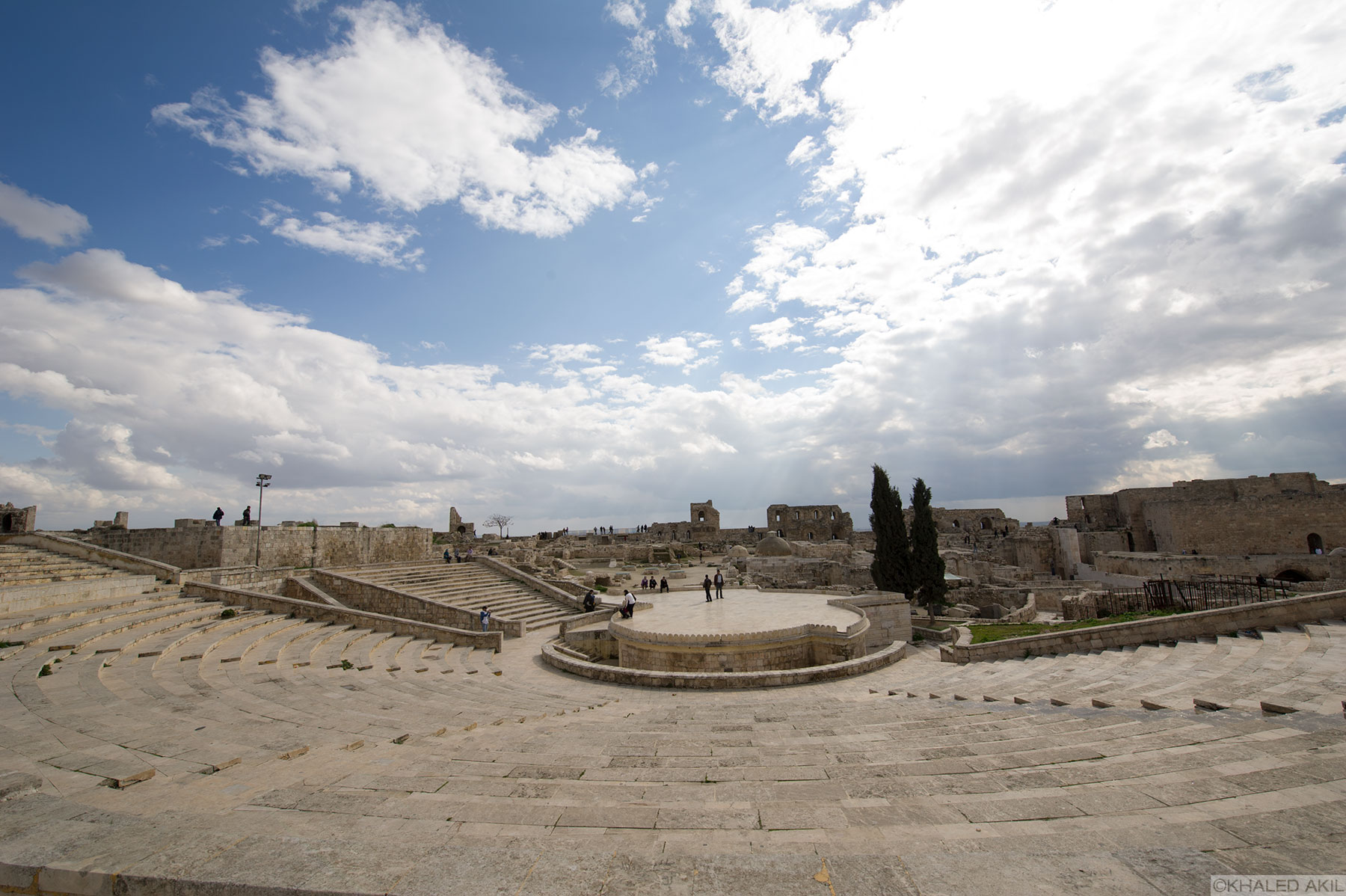 Aleppo appears in historical records as an important city much earlier than Damascus. The first record of Aleppo comes from the third millennium BC, in the Ebla tablets when Aleppo was referred to as Ha-lam.