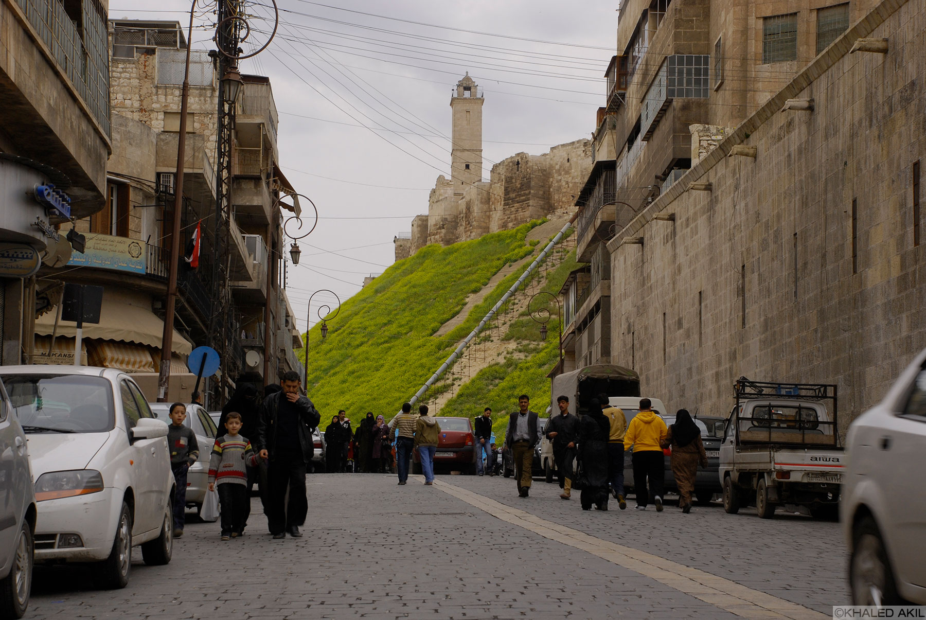 """Aleppo became part of the Ottoman Empire in 1516, when the city had around 50,000 inhabitants. It was the centre of the Aleppo Eyalet """"province"""""""