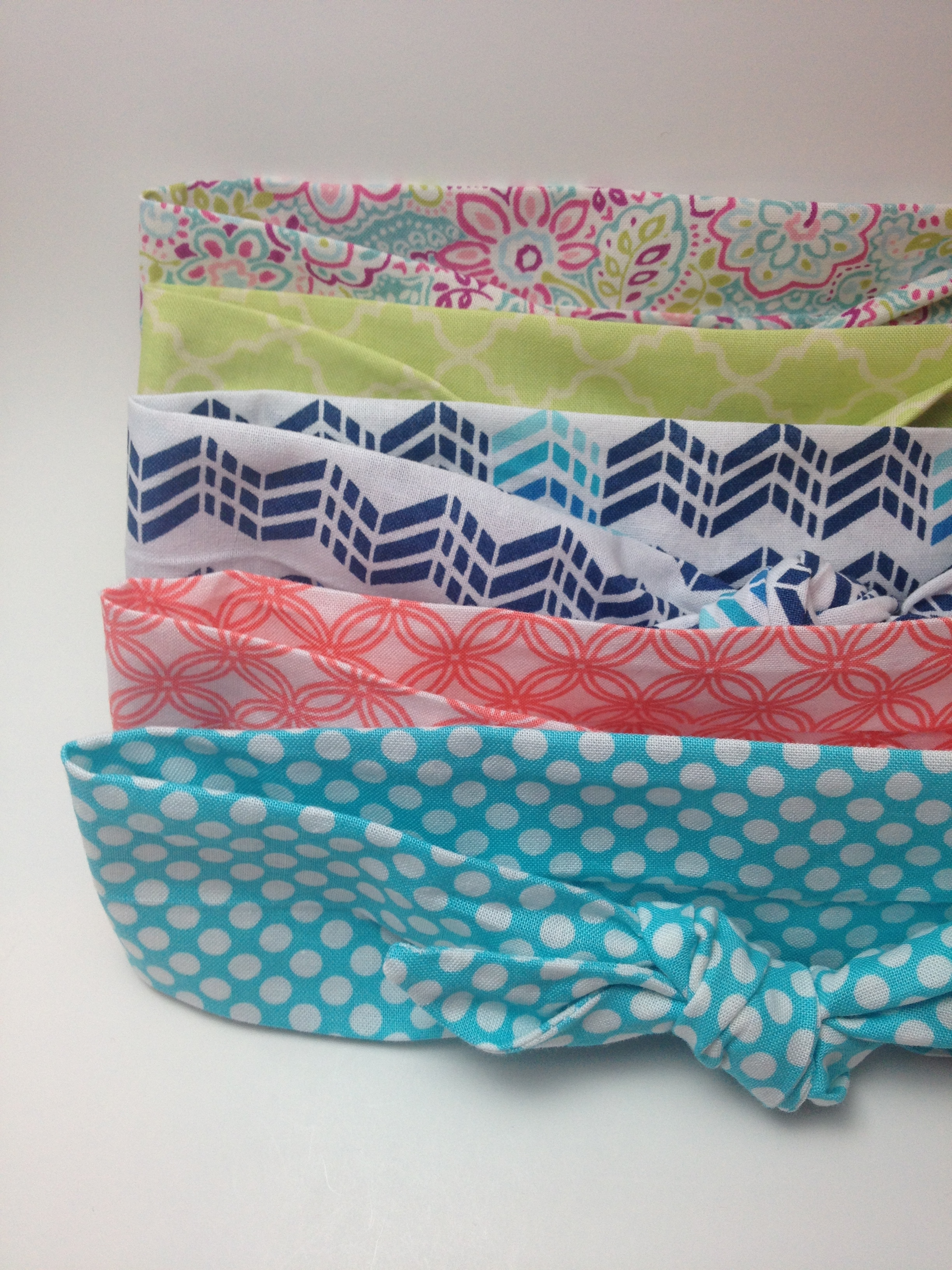 COTTON HEAD SCARVES........available in a variety of fabrics and sizes