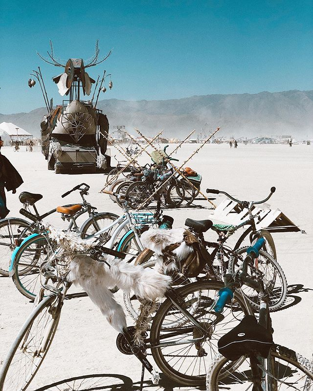 Thank you, @burningman, for an incredible experience! Until the next year! 🔥⛺️😎