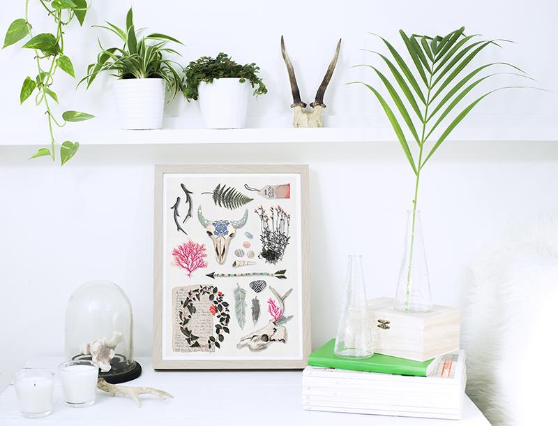 setup-by-mateja-kovac-of-euit-for-everglow-handmade
