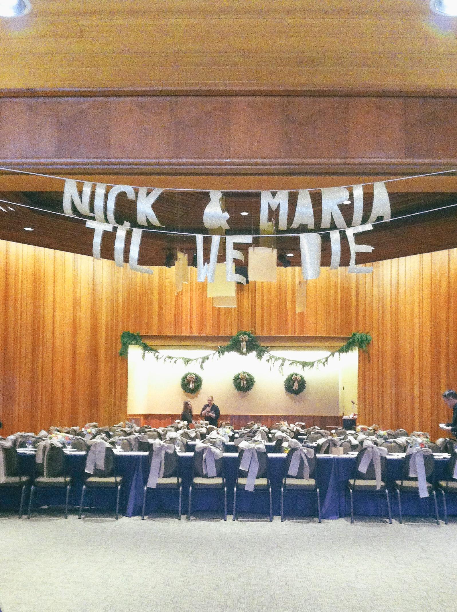 nick and maria wedding by everglow handmade