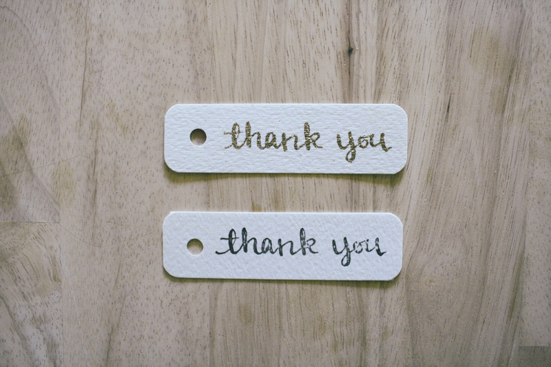 thank you tags by everglow handmade 3
