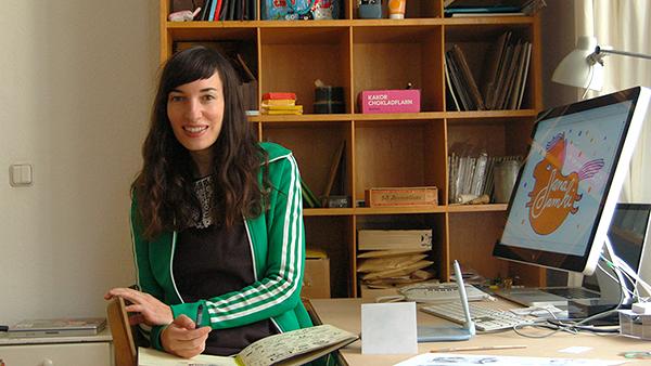 dana damki interview by everglow handmade