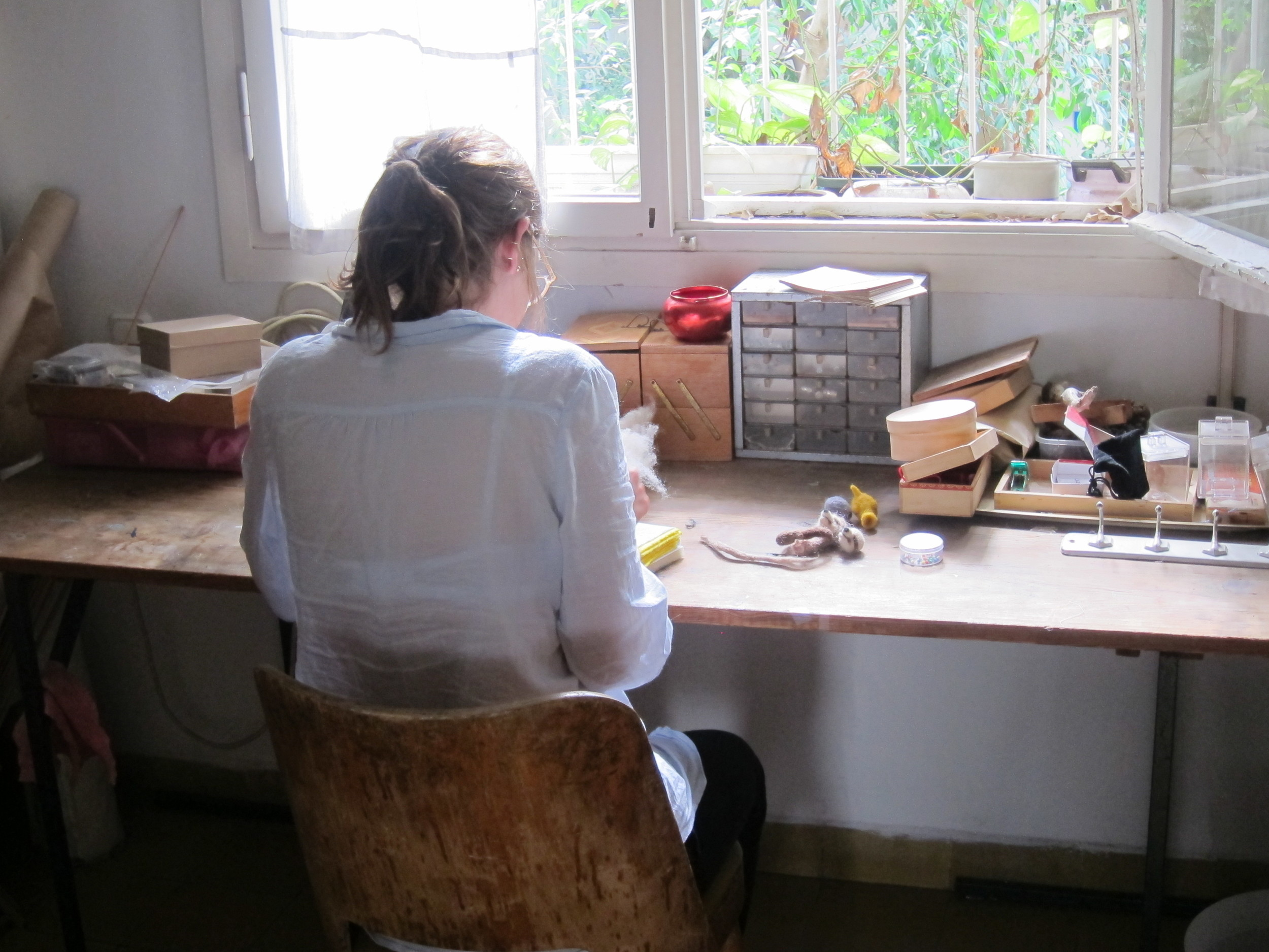 everglow handmade interview with ayelet of lazy animals 6