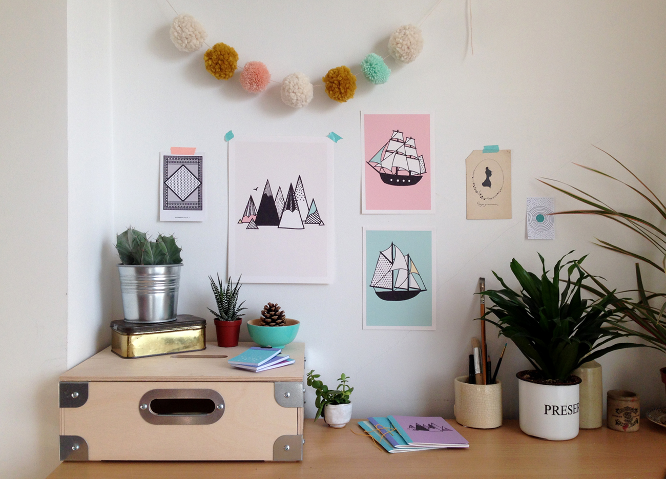 super duper things interview by everglow handmade