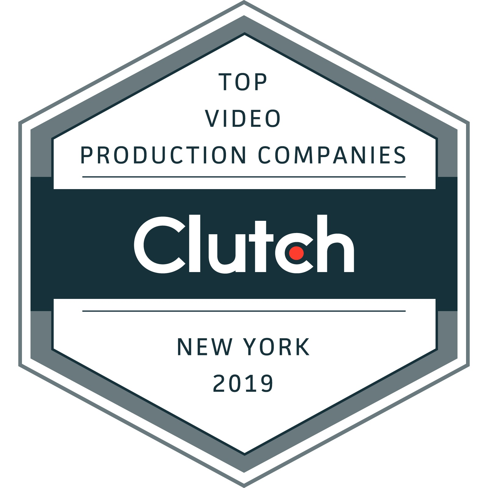 Panoptica Films was named a Top Video Production Company of 2019.