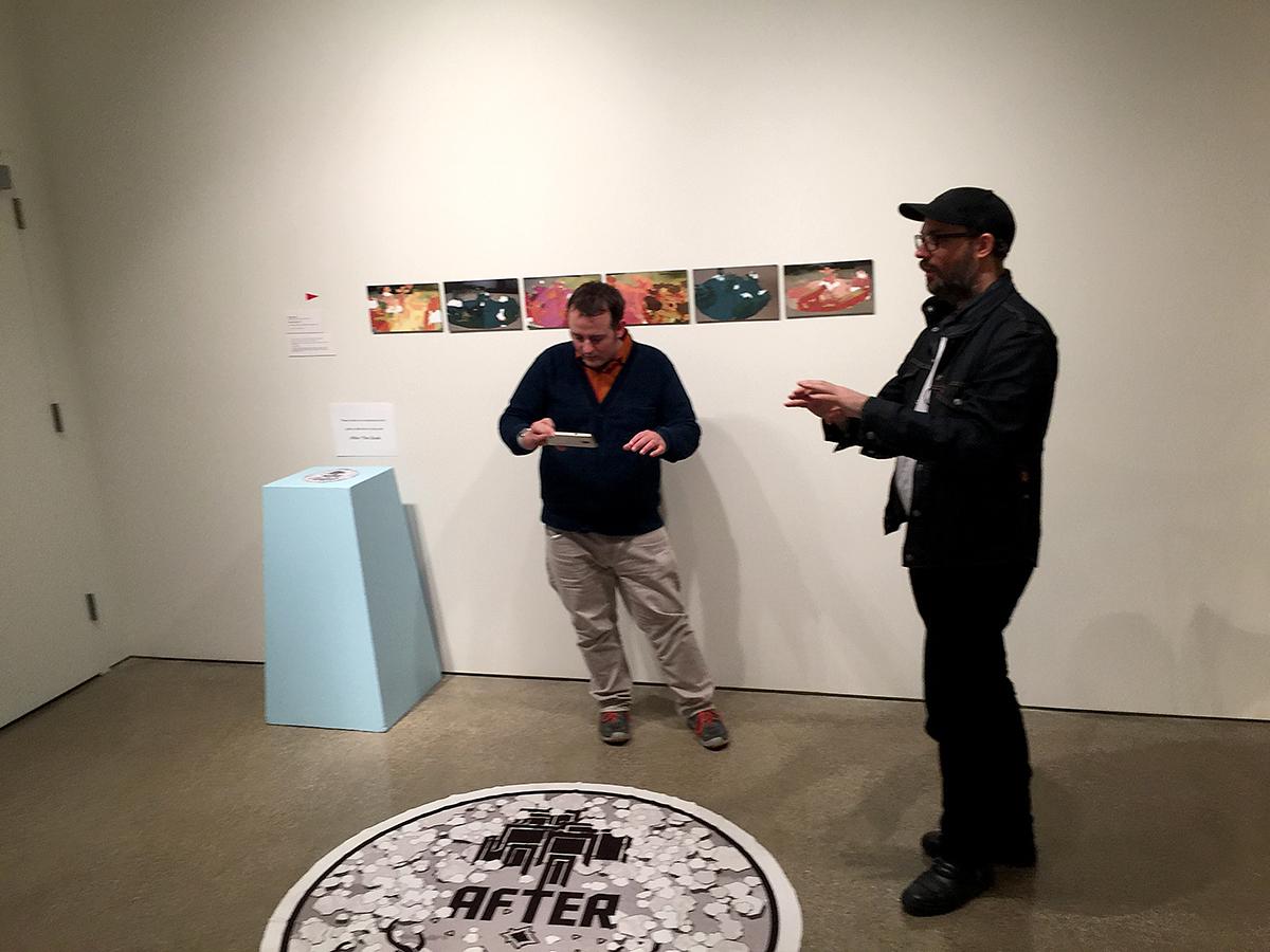 exhibition curator: Stimulus Response Affect