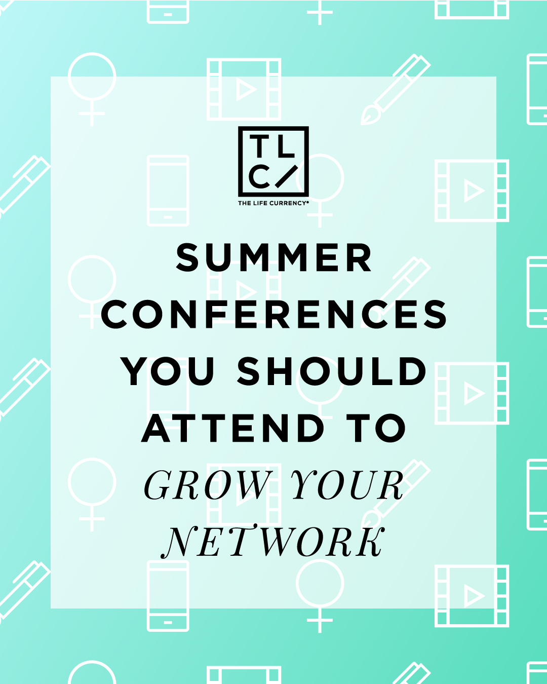 Summer Conferences You Should Attend to Grow Your Network